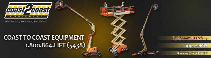 New and Used Aerial Equipment for Sale