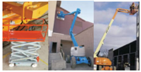 Scissor Lifts vs. Boom Lifts